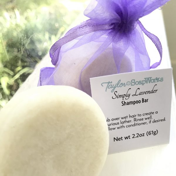 Simply Lavender Shampoo Bar