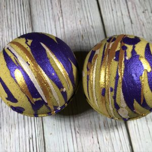 GEAUX TIGERS Bath Bomb